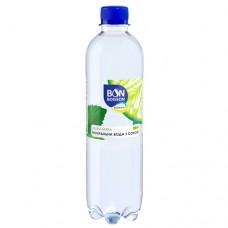 Лайм-М'ята 0,5л (мінеральна вода з соком)