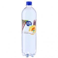 Слива-Ревень 1л (мінеральна вода з соком)