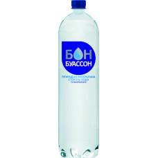 Вода Бон Буассон 1,5 л (сильногазована)